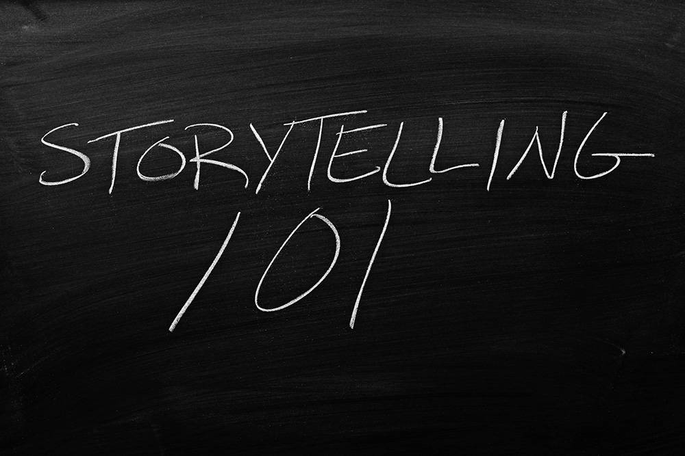 The Power of Stories: How to Tell Your Company's Story